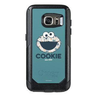 1969年以来のクッキーモンスター|のクッキー オッターボックスSamsung GALAXY S7ケース
