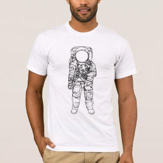 1969年-月の宇宙飛行士 Tシャツ