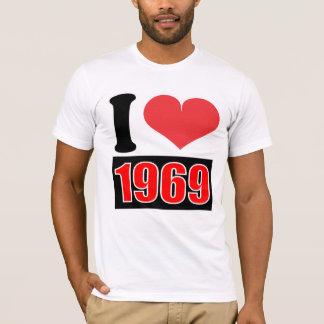 1969年- Tシャツ