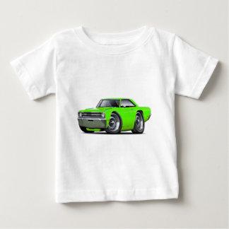1969本の投げ矢のライム車 ベビーTシャツ