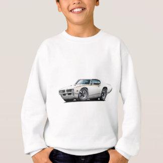 1969 GTOの裁判官の白車 スウェットシャツ