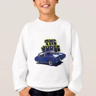 1969 GTOの裁判官の青車 スウェットシャツ