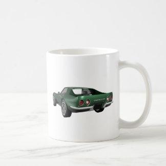 1970年のコルベットのスポーツ・カー: 緑の終わり コーヒーマグカップ