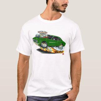1970年のロードランナーの緑車 Tシャツ