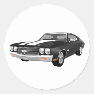 1970年のChevelle SS: 黒い終わり: ラウンドシール