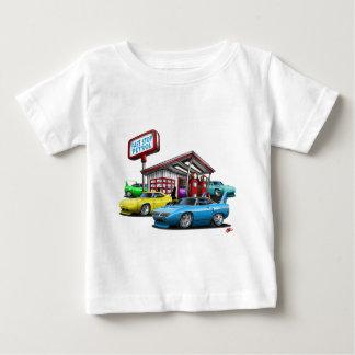 1970年のSuperbirdの給油所 ベビーTシャツ