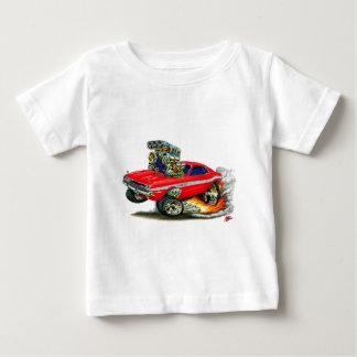 1970-72ごまかしの挑戦者の赤車 ベビーTシャツ