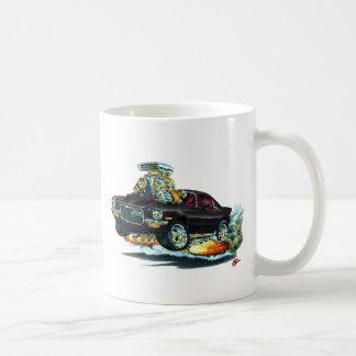 1970-72年のCamaroの黒い車 コーヒーマグカップ