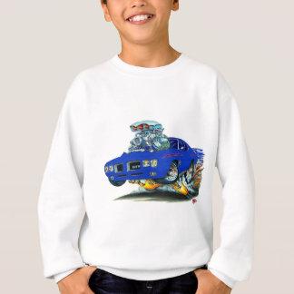 1970 GTOの裁判官の青車 スウェットシャツ