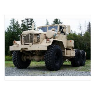 1970 KAISERの軍隊はトラックで運びます ポストカード