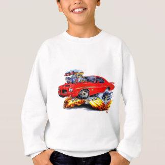 1971-72 GTOの裁判官の赤車 スウェットシャツ