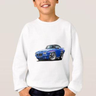 1971 GTOの裁判官の青黒い上 スウェットシャツ