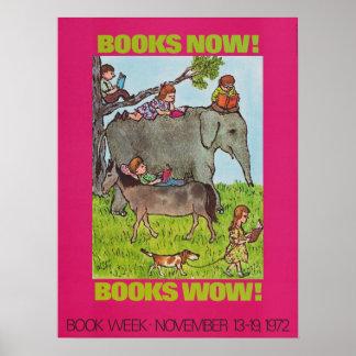 1972人の児童読書週間ポスター ポスター