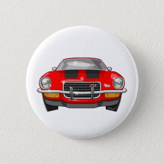 1973年のChevy Camaro 5.7cm 丸型バッジ