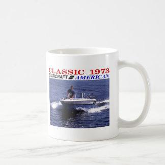 1973年のStarcraftのアメリカ人 コーヒーマグカップ