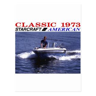 1973年のStarcraftのアメリカ人 ポストカード
