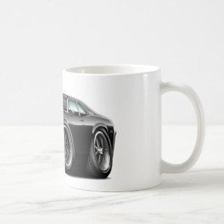1973-74年の新星の黒い車 コーヒーマグカップ