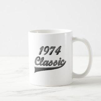 1974年のCassic コーヒーマグカップ