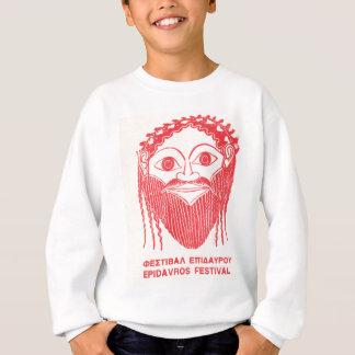 1974年のEpidaurusのフェスティバル-ヴィンテージのTシャツ スウェットシャツ