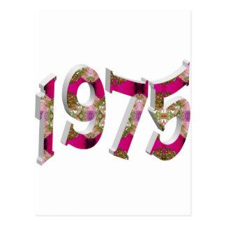 1975年 ポストカード