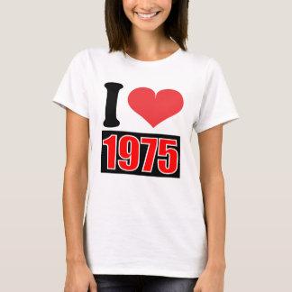 1975年- Tシャツ