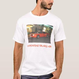 1976年のTRANS AM T-SHIRT-WHITE Tシャツ