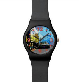 1977年のTRANS AM 腕時計