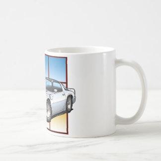 1979年のポンティアクTRANS AM コーヒーマグカップ