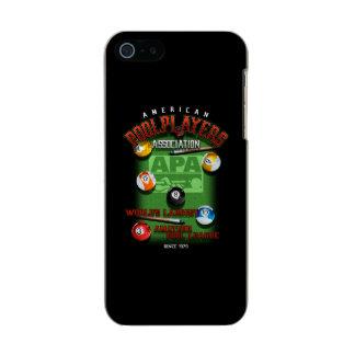 1979年以来のAPA メタリックiPhone SE/5/5sケース