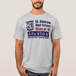 1979年懇親会のSAHSのクラス-キングストンの章の Tシャツ