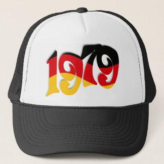 1979年 キャップ