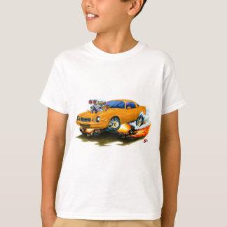 1979-81年のCamaroのオレンジ車 Tシャツ