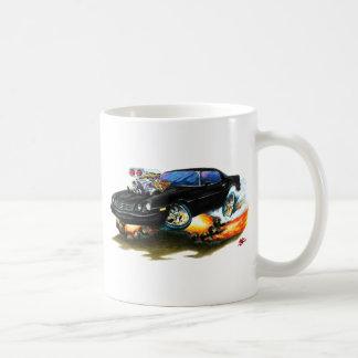 1979-81年のCamaroの黒い車 コーヒーマグカップ