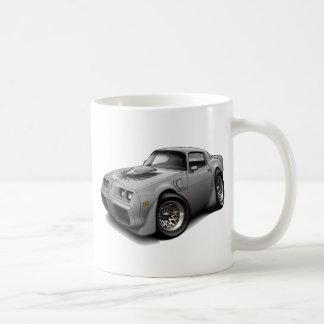 1979-81年のTRANS AMの灰色車 コーヒーマグカップ