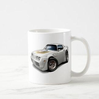 1979-81年のTRANS AMの白車 コーヒーマグカップ