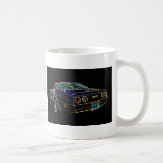 1980年のコルベット コーヒーマグカップ