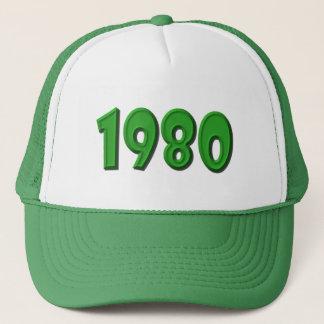 1980年 キャップ
