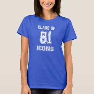 1981クラス Tシャツ