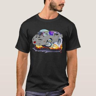 1982-92年のTRANS AMの灰色車 Tシャツ
