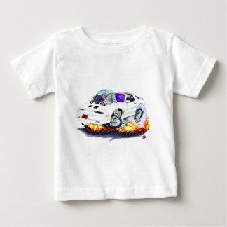 1982-92年のTRANS AMの白車 ベビーTシャツ