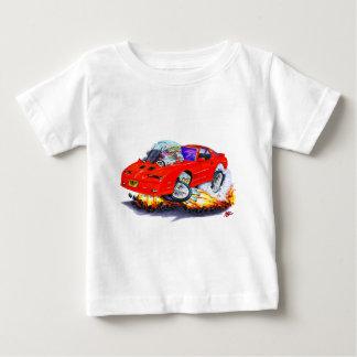 1982-92年のTRANS AMの赤車 ベビーTシャツ