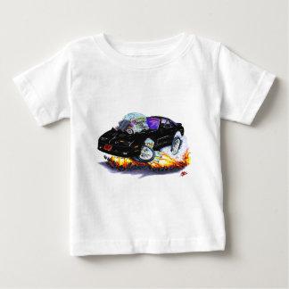 1982-92年のTRANS AMの黒い車 ベビーTシャツ