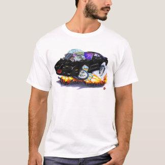 1982-92年のTRANS AMの黒い車 Tシャツ