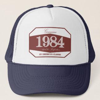 1984年のヴィンテージの帽子 キャップ
