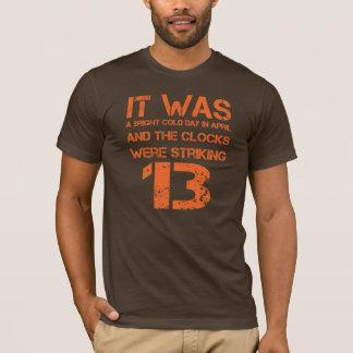 1984年のTシャツの出だしの文句 Tシャツ