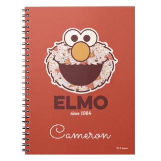 1984年以来のセサミストリート| Elmo ノートブック
