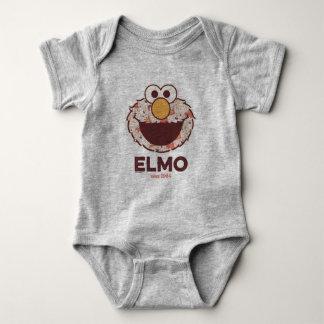 1984年以来のセサミストリート| Elmo ベビーボディスーツ
