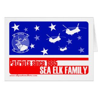 1985年以来の愛国者 カード