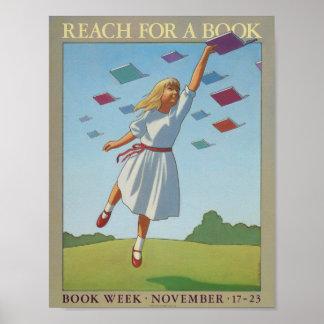 1986人の児童読書週間ポスター ポスター
