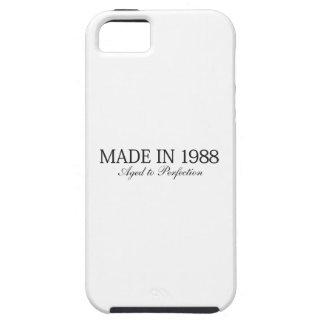 1988年に作られる iPhone SE/5/5s ケース